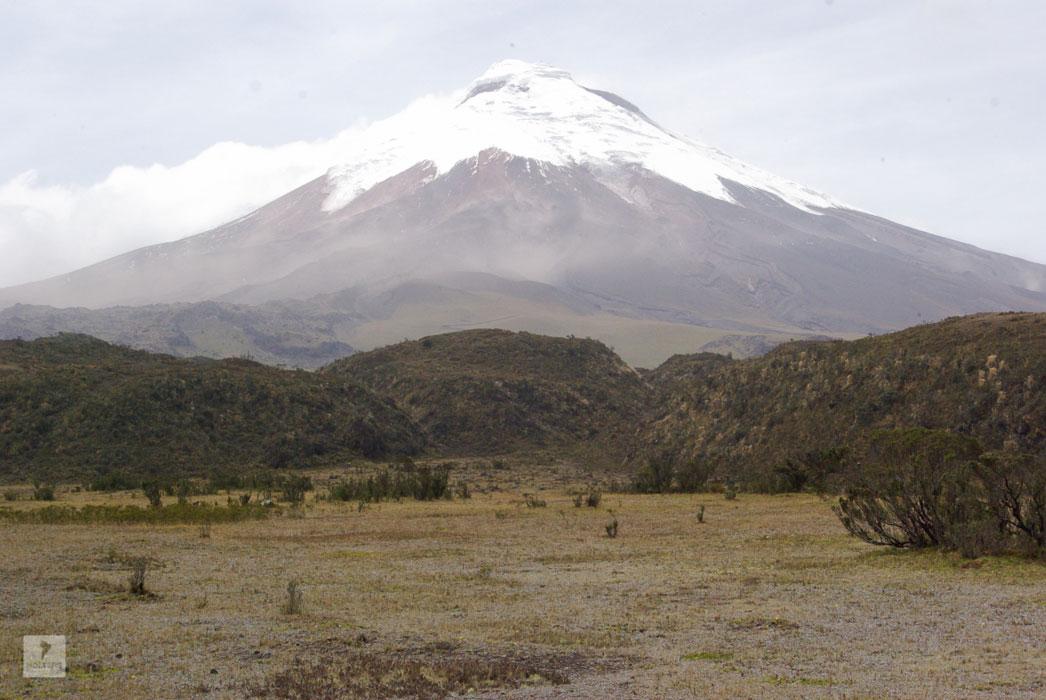 Cotopaxi 5897 m – höchster aktiver Vulkan der Welt