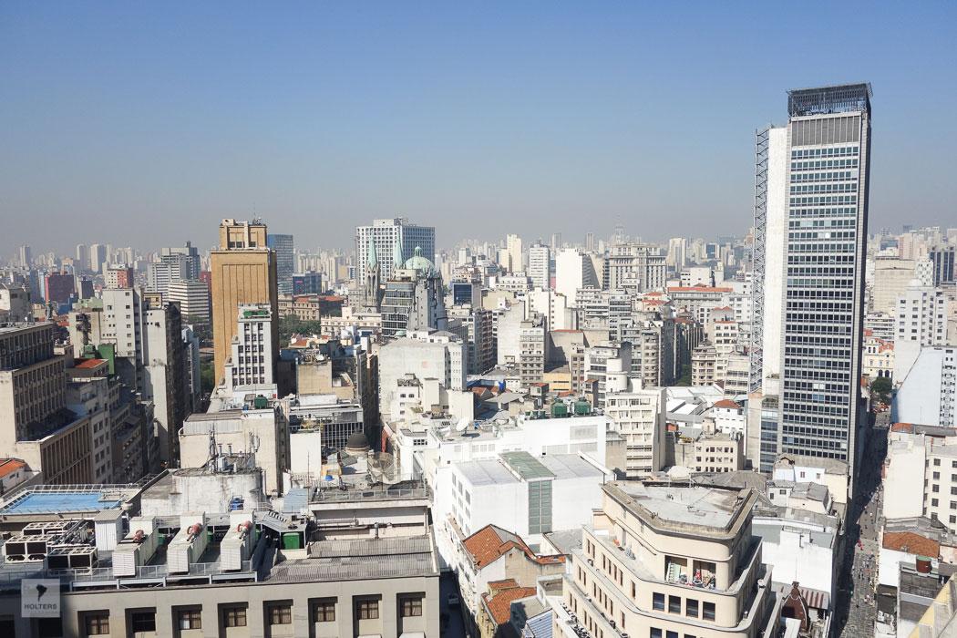 Megastadt Sao Paulo