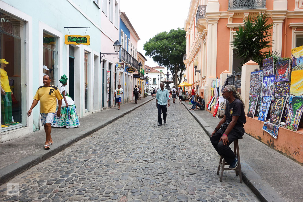 Salvador – Pelourinho
