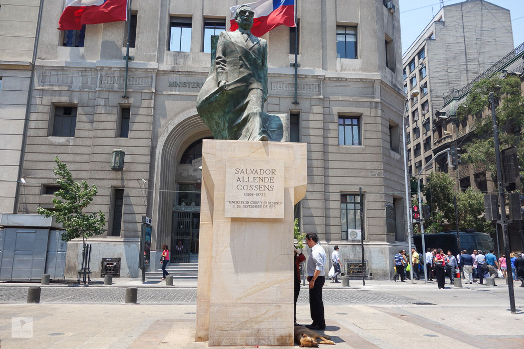 Rundreise Chile Argentinien – Allende