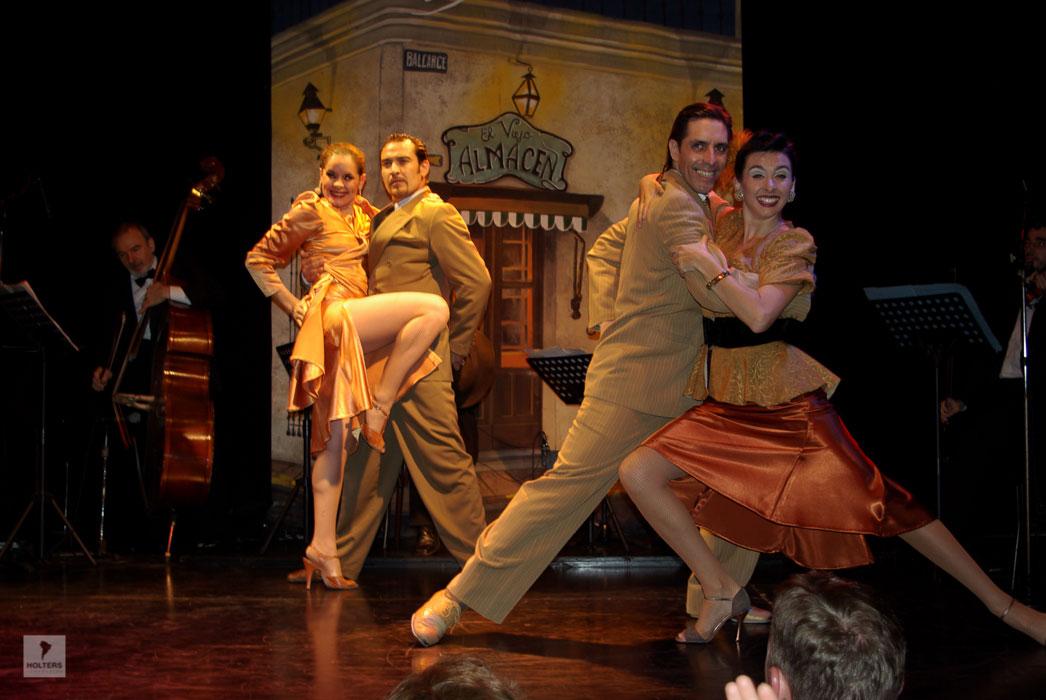 Tangoshow El Viejo Almacen