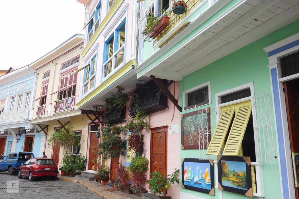 Las Penas – Künstlerviertel